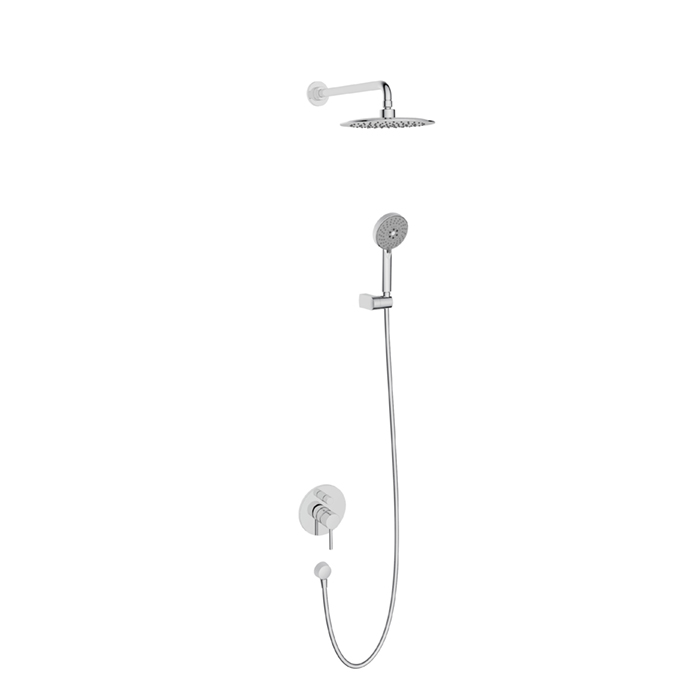Primus concealed shower faucet assembly F338-2120-M1   AXENT